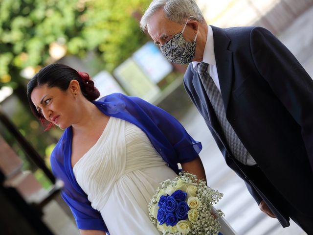 Il matrimonio di Stefano e Stella a Peschiera del Garda, Verona 30
