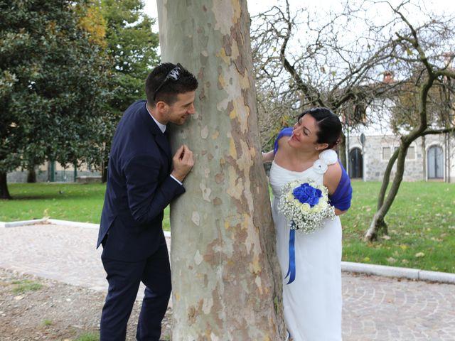 Il matrimonio di Stefano e Stella a Peschiera del Garda, Verona 40