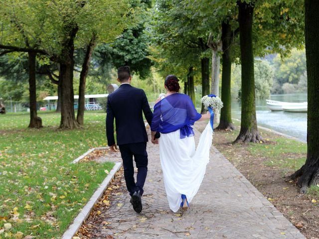 Il matrimonio di Stefano e Stella a Peschiera del Garda, Verona 41