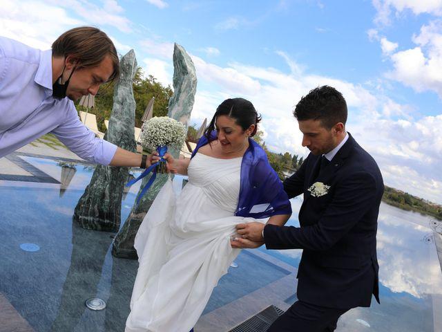 Il matrimonio di Stefano e Stella a Peschiera del Garda, Verona 46