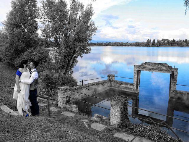 Il matrimonio di Stefano e Stella a Peschiera del Garda, Verona 1