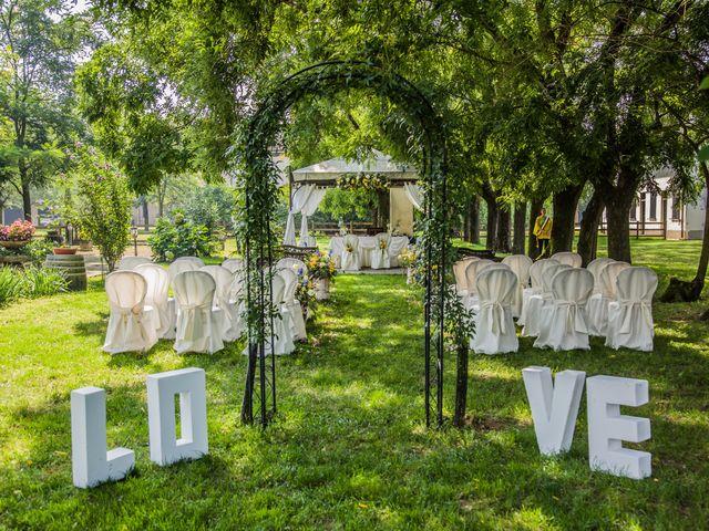 Il matrimonio di Lucky e Giulia a Scaldasole, Pavia 12