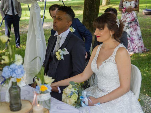 Le nozze di Giulia e Lucky