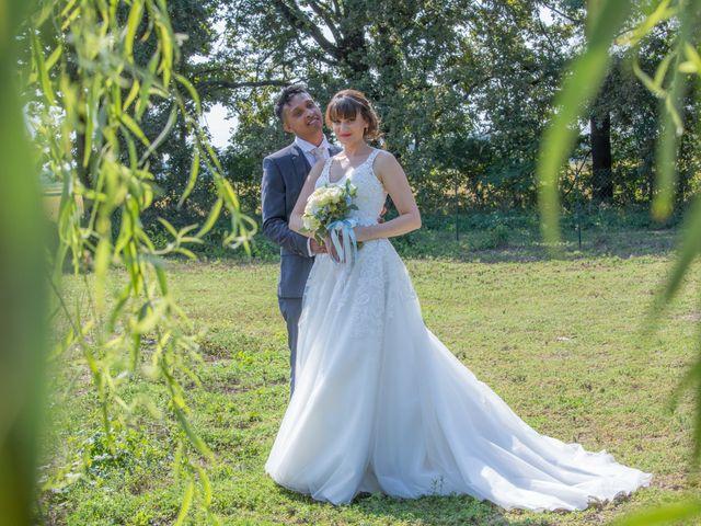 Il matrimonio di Lucky e Giulia a Scaldasole, Pavia 24