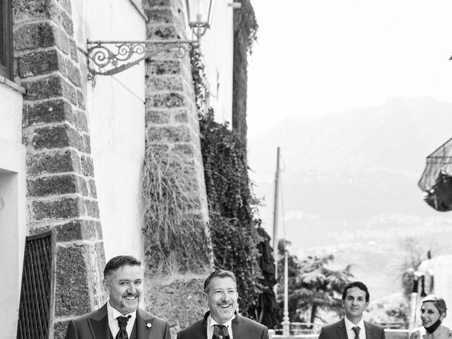Il matrimonio di Lucio e Francesco a Monreale, Palermo 9