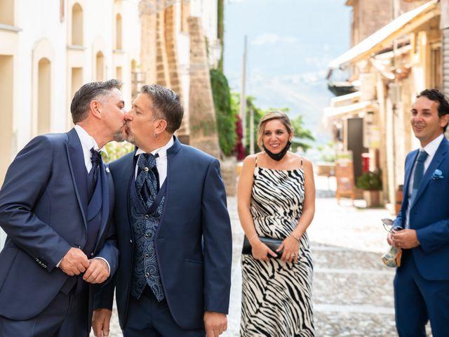 Il matrimonio di Lucio e Francesco a Monreale, Palermo 10