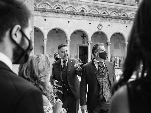 Il matrimonio di Lucio e Francesco a Monreale, Palermo 13