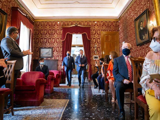 Il matrimonio di Lucio e Francesco a Monreale, Palermo 14