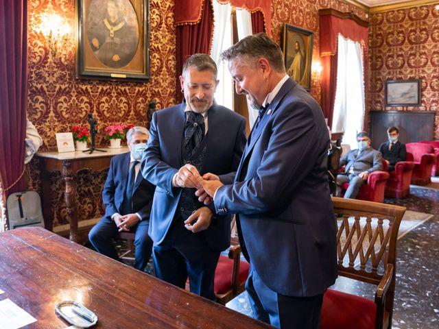 Il matrimonio di Lucio e Francesco a Monreale, Palermo 19