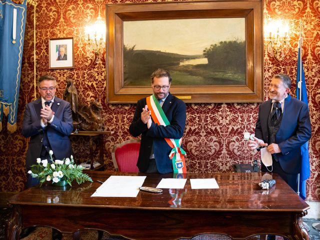 Il matrimonio di Lucio e Francesco a Monreale, Palermo 22
