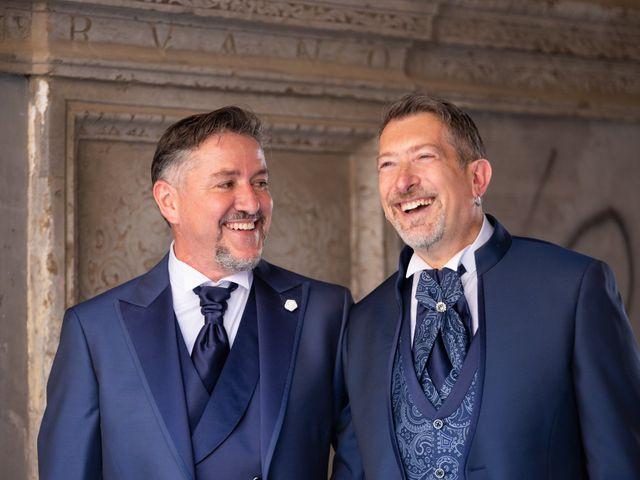 Il matrimonio di Lucio e Francesco a Monreale, Palermo 25