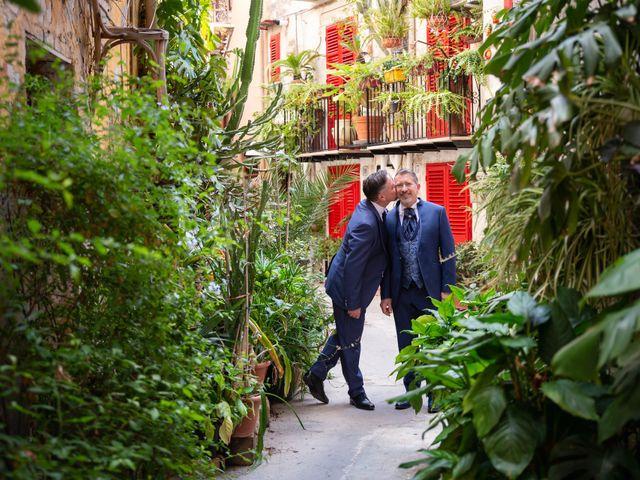 Il matrimonio di Lucio e Francesco a Monreale, Palermo 26