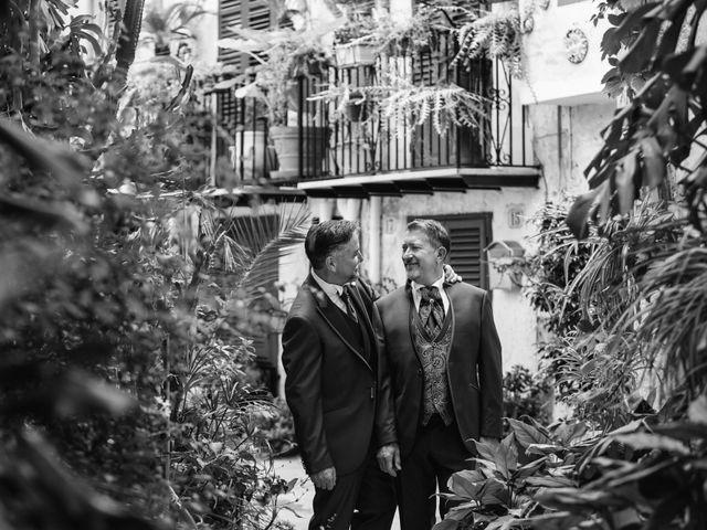 Il matrimonio di Lucio e Francesco a Monreale, Palermo 27