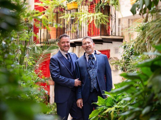Il matrimonio di Lucio e Francesco a Monreale, Palermo 28