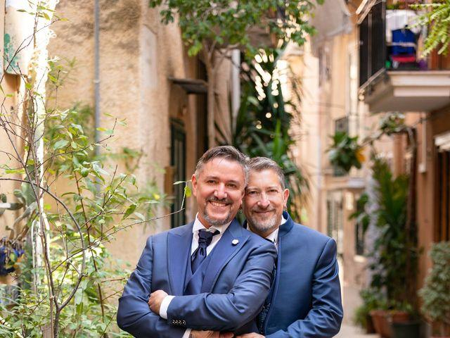 Il matrimonio di Lucio e Francesco a Monreale, Palermo 29
