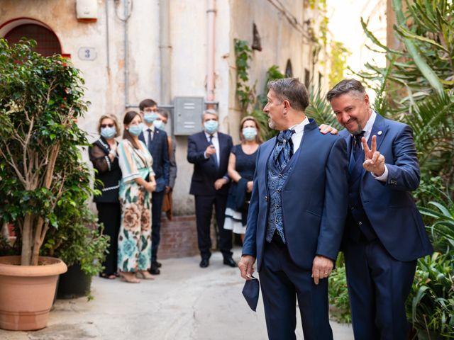 Il matrimonio di Lucio e Francesco a Monreale, Palermo 31
