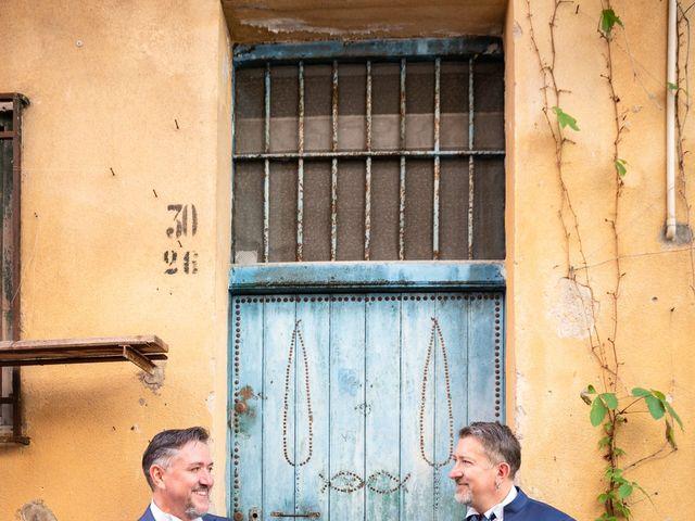 Il matrimonio di Lucio e Francesco a Monreale, Palermo 32