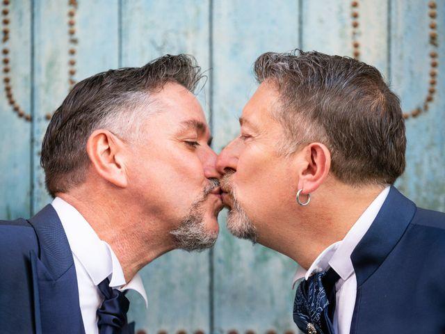 Il matrimonio di Lucio e Francesco a Monreale, Palermo 33