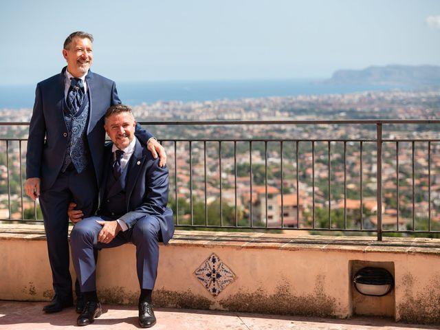 Il matrimonio di Lucio e Francesco a Monreale, Palermo 34