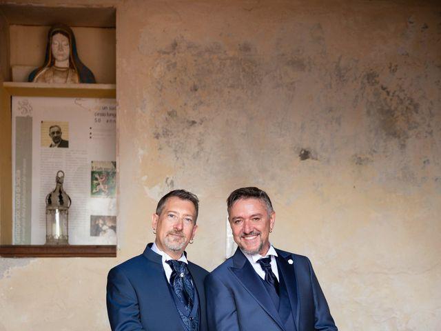 Il matrimonio di Lucio e Francesco a Monreale, Palermo 37