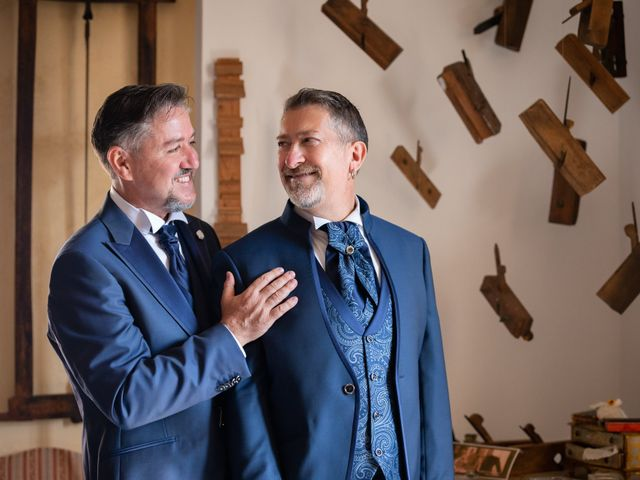 Il matrimonio di Lucio e Francesco a Monreale, Palermo 38