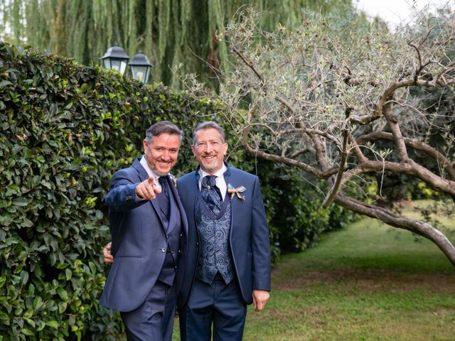 Il matrimonio di Lucio e Francesco a Monreale, Palermo 40