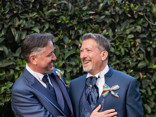 Il matrimonio di Lucio e Francesco a Monreale, Palermo 41