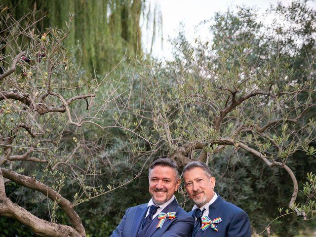 Il matrimonio di Lucio e Francesco a Monreale, Palermo 42