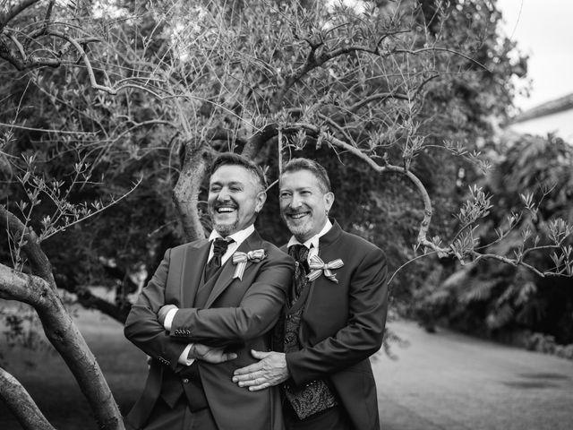 Il matrimonio di Lucio e Francesco a Monreale, Palermo 43