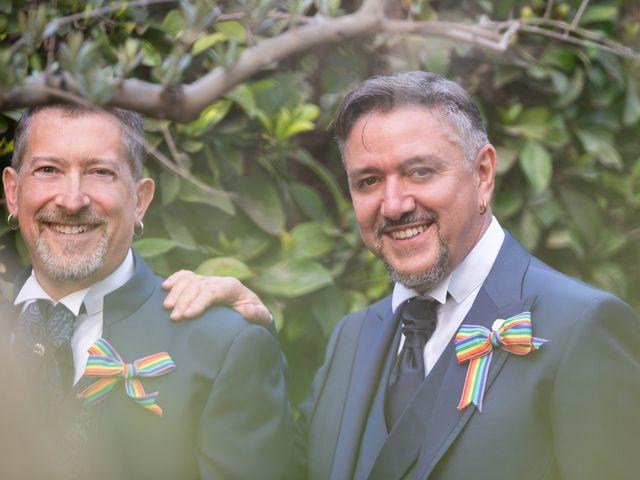 Il matrimonio di Lucio e Francesco a Monreale, Palermo 46