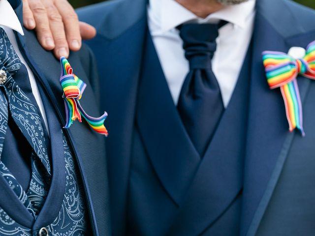 Il matrimonio di Lucio e Francesco a Monreale, Palermo 50