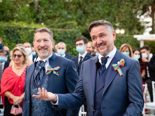 Il matrimonio di Lucio e Francesco a Monreale, Palermo 53