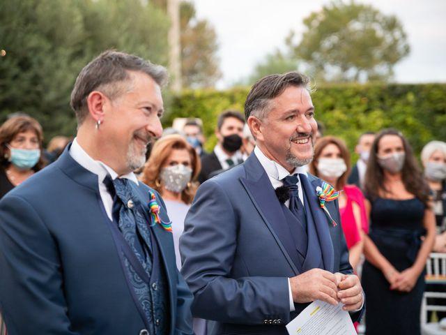 Il matrimonio di Lucio e Francesco a Monreale, Palermo 57
