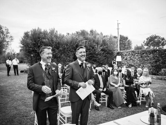 Il matrimonio di Lucio e Francesco a Monreale, Palermo 63