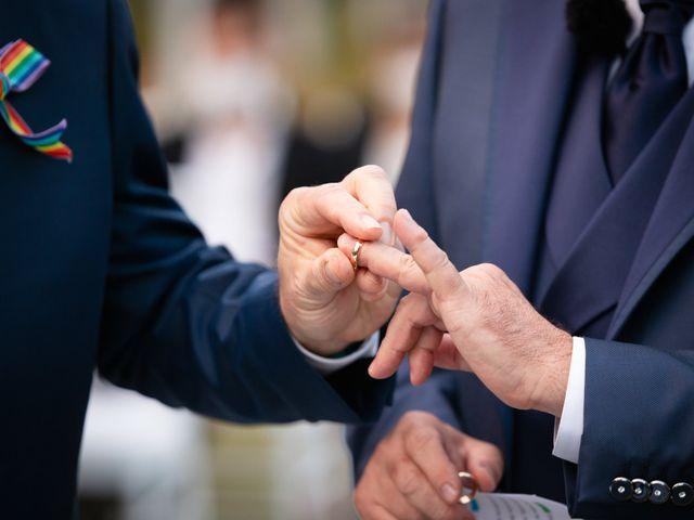 Il matrimonio di Lucio e Francesco a Monreale, Palermo 64