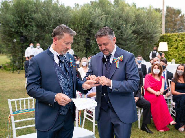 Il matrimonio di Lucio e Francesco a Monreale, Palermo 65
