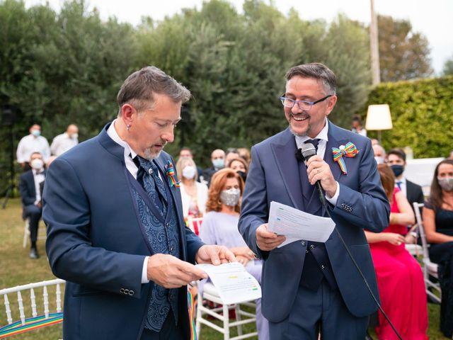 Il matrimonio di Lucio e Francesco a Monreale, Palermo 66
