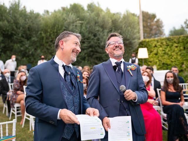 Il matrimonio di Lucio e Francesco a Monreale, Palermo 67