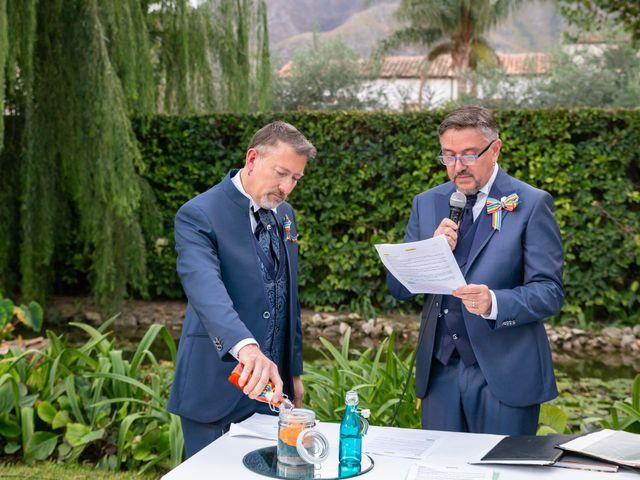Il matrimonio di Lucio e Francesco a Monreale, Palermo 70