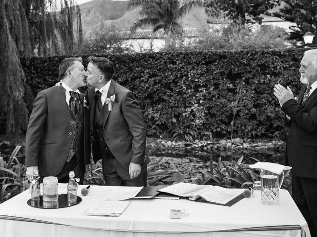 Il matrimonio di Lucio e Francesco a Monreale, Palermo 74