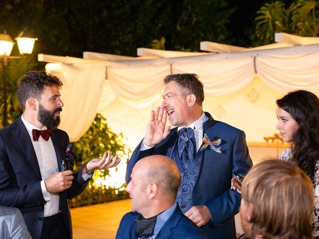 Il matrimonio di Lucio e Francesco a Monreale, Palermo 77