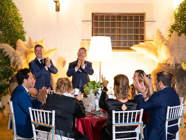 Il matrimonio di Lucio e Francesco a Monreale, Palermo 79