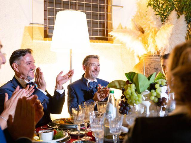 Il matrimonio di Lucio e Francesco a Monreale, Palermo 80
