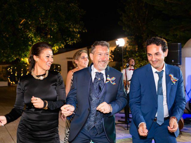 Il matrimonio di Lucio e Francesco a Monreale, Palermo 82