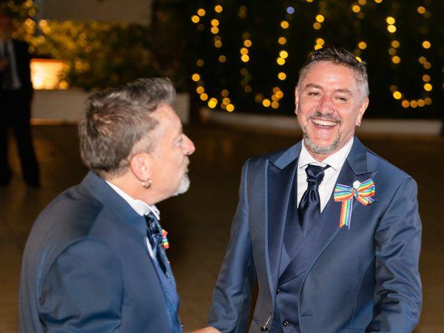 Il matrimonio di Lucio e Francesco a Monreale, Palermo 86
