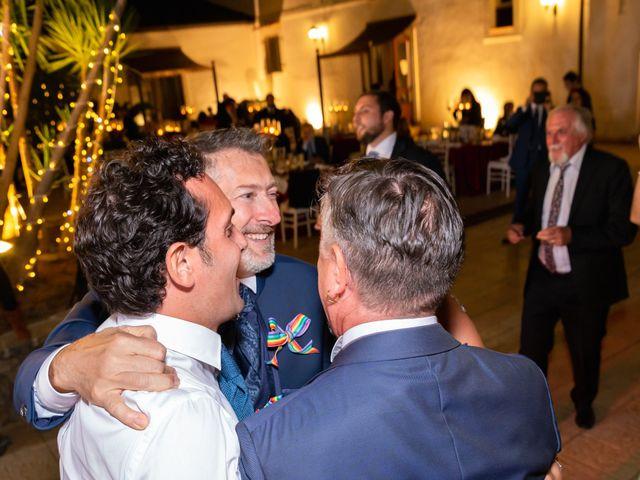 Il matrimonio di Lucio e Francesco a Monreale, Palermo 87