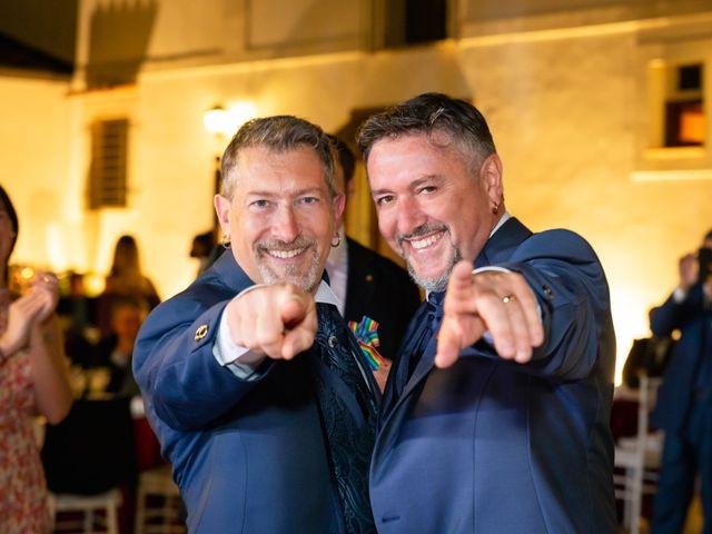 Il matrimonio di Lucio e Francesco a Monreale, Palermo 88