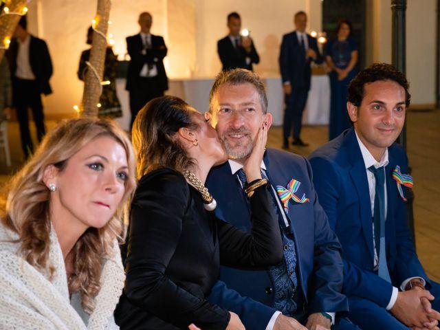 Il matrimonio di Lucio e Francesco a Monreale, Palermo 93