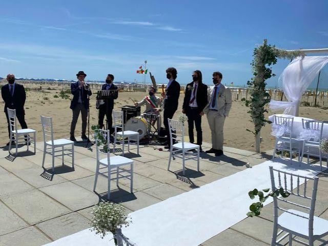 Il matrimonio di Stefano e Barbara a Viareggio, Lucca 8