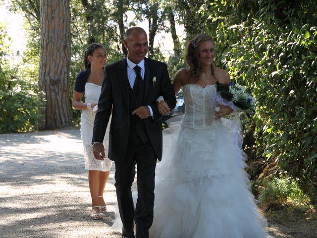 Il matrimonio di Cristian e Samanta a Terricciola, Pisa 2
